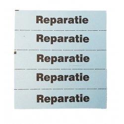 Hydrofix merkband, standaard bedrukt REPARATIE
